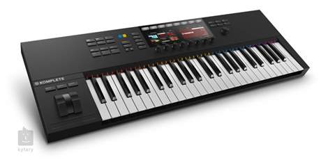 NATIVE INSTRUMENTS Komplete Kontrol S49 MK2 USB/MIDI keyboard