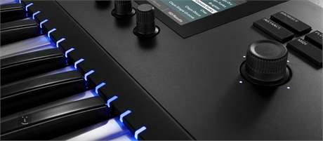 NATIVE INSTRUMENTS Komplete Kontrol S49 MK2 USB/MIDI keyboard