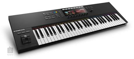NATIVE INSTRUMENTS Komplete Kontrol S61 MK2 USB/MIDI keyboard