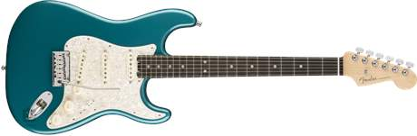 FENDER American Elite Stratocaster EB OCT Elektrická kytara