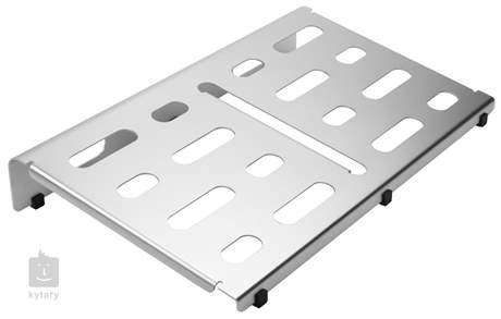 MONO Pedalboard Medium Silver Pedalboard