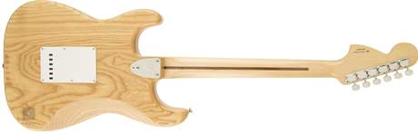 FENDER 70s Stratocaster PF NAT Elektrická kytara