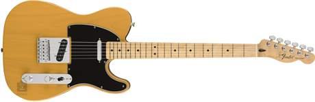 FENDER Standard Telecaster MN BTB Elektrická kytara