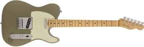 FENDER American Elite Telecaster MN CHMP Elektrická kytara
