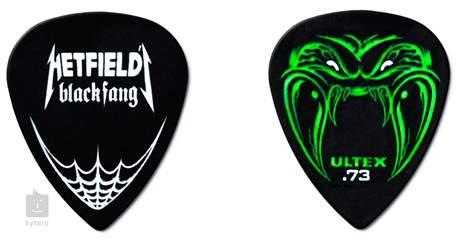 DUNLOP Hetfield Black Fang 0.73 T Signature trsátka