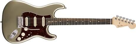 FENDER American Elite Stratocaster HSS Shawbucker EB CHMP Elektrická kytara