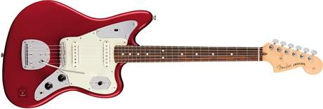 FENDER American Pro Jaguar RW CAR Elektrická kytara