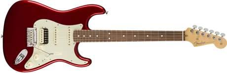 FENDER American Pro Stratocaster HSS RW CAR Elektrická kytara