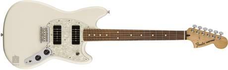 FENDER Mustang 90 PF OLW Elektrická kytara