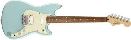 FENDER Duo Sonic HS PF DNB Elektrická kytara