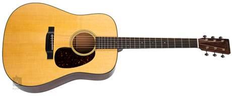 MARTIN D-18 Akustická kytara