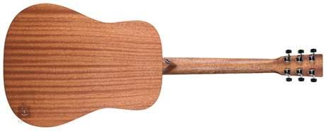 MARTIN DJrE Elektroakustická kytara