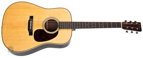 MARTIN HD-28E Retro Elektroakustická kytara
