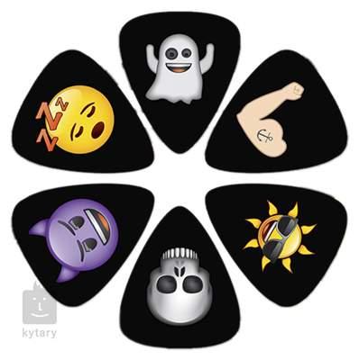 PERRI'S LEATHERS Emoji Picks VIII Trsátka