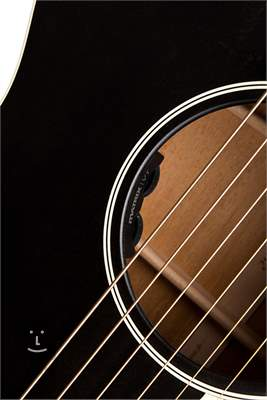 MARTIN 000-17E Black Smoke Elektroakustická kytara