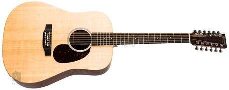 MARTIN D12X1AE Dvanáctistrunná elektroakustická kytara