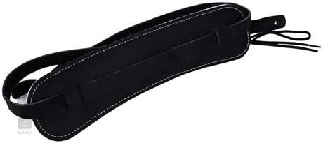 PERRI'S LEATHERS 240 Vintage Strap Black Kytarový popruh