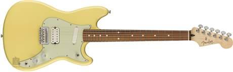 FENDER Duo Sonic HS PF CD Elektrická kytara