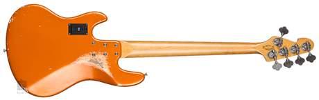 SANDBERG California II TM5 OR HA RW WB Elektrická baskytara