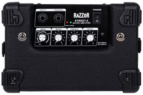 RAZZOR Street 5 Kytarové tranzistorové kombo