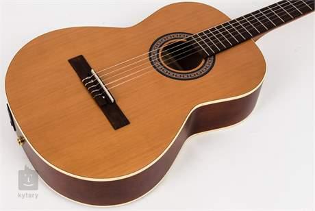 LA PATRIE Etude QI (použité) Klasická elektroakustická kytara