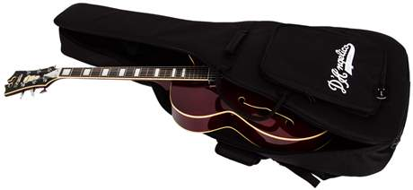 D'ANGELICO Premier EXL-1 Trans Wine Semiakustická kytara
