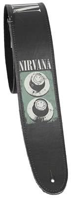 PERRI'S LEATHERS 8052 Nirvana Leather Kytarový popruh