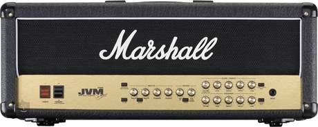 MARSHALL JVM210H Kytarový lampový zesilovač