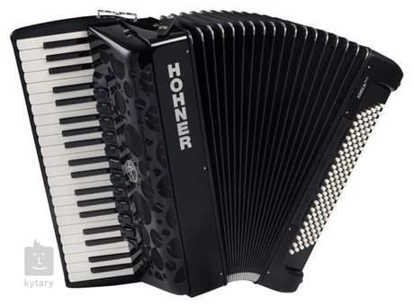 HOHNER Amica Forte IV 120 black Silent Key Klávesový akordeon