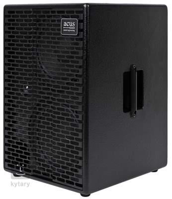 ACUS One Forstrings AD Black Kombo pro akustické nástroje