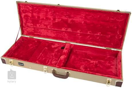 RAZZOR Woodline Electric Tweed Kufr pro elektrickou kytaru