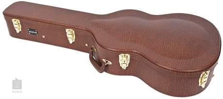 RAZZOR Woodline Classical Brown Kufr pro klasickou kytaru