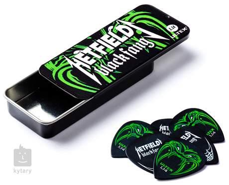 DUNLOP Hetfield Black Fang 1.14 T Signature trsátka