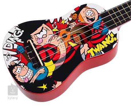 THE BEANO BNUK01 Akustické ukulele