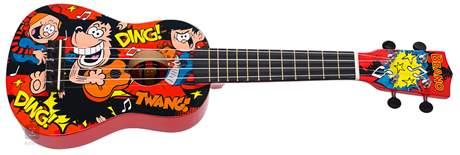 THE BEANO BNUK02 Akustické ukulele