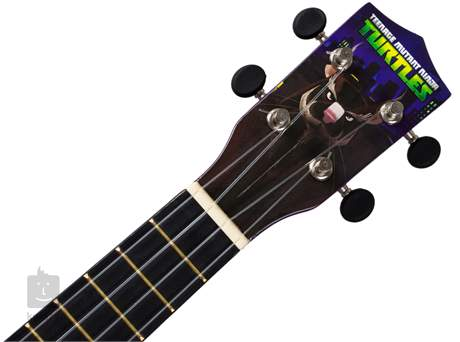 TEENAGE MUTANT NINJA TMUK2 Akustické ukulele