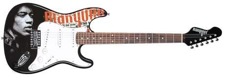 THE MARQUEE CLUB MQG6 Elektrická kytara