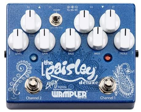 WAMPLER Paisley Drive Deluxe Kytarový efekt