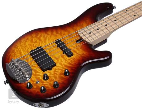 LAKLAND Skyline 55-02 Deluxe M HB Elektrická baskytara