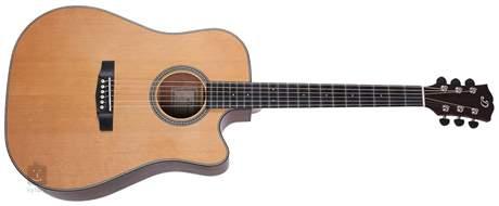 DOWINA Rustica DCE 2017 Elektroakustická kytara