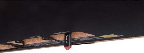 ROLAND HP601-CB Digitální piano
