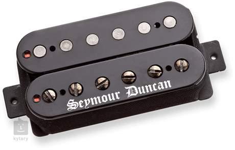 SEYMOUR DUNCAN SSH-BW B BLK 7 STR Snímač pro elektrickou kytaru