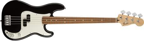 FENDER Standard Precision Bass PF BK Elektrická baskytara