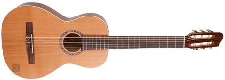 LA PATRIE Motif QI Klasická elektroakustická kytara