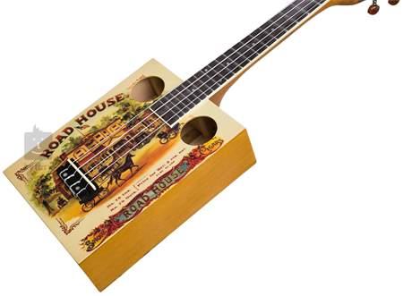 EDDY FINN CGBX-1 Akustické ukulele