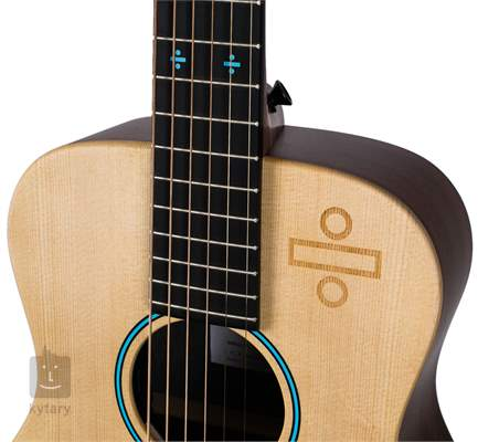 MARTIN Ed Sheeran 3 Divide Signature Edition Elektroakustická kytara