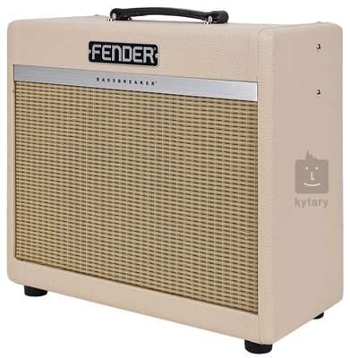 FENDER Limited Edition Bassbreaker 15 Combo Blonde Kytarové lampové kombo