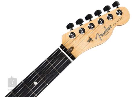 FENDER American Pro Telecaster Limited Edition 2017 HH SLVB Elektrická kytara