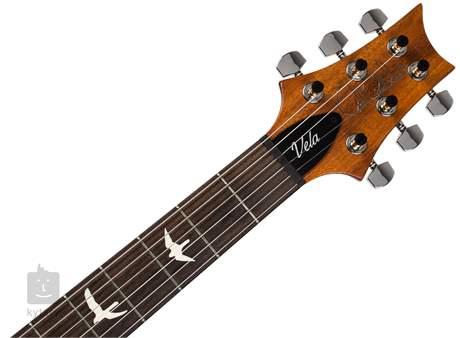 PRS S2 Vela Semi-Hollow Reclaimed Wood LTD Semiakustická kytara
