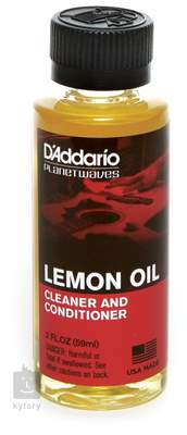 D'ADDARIO PLANET WAVES Lemon Oil Kytarová kosmetika